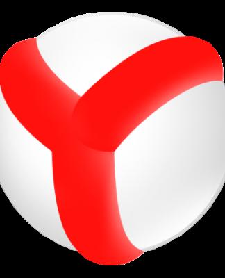 Yandex logo PNG