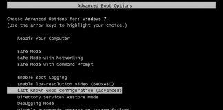 Черный экран при загрузке Windows 7/10 – что делать?