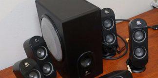 Подключение акустической системы 5.1 к компьютеру