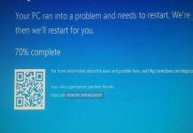 Синий экран с ошибкой Memory Management в Windows 10 – как исправить?