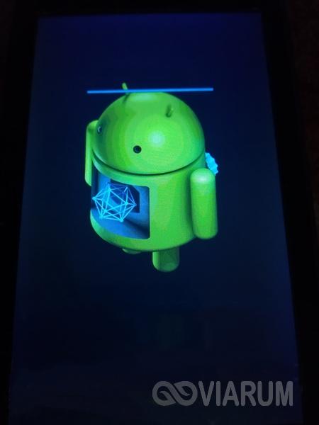 Режим Fastboot Mode фото экрана