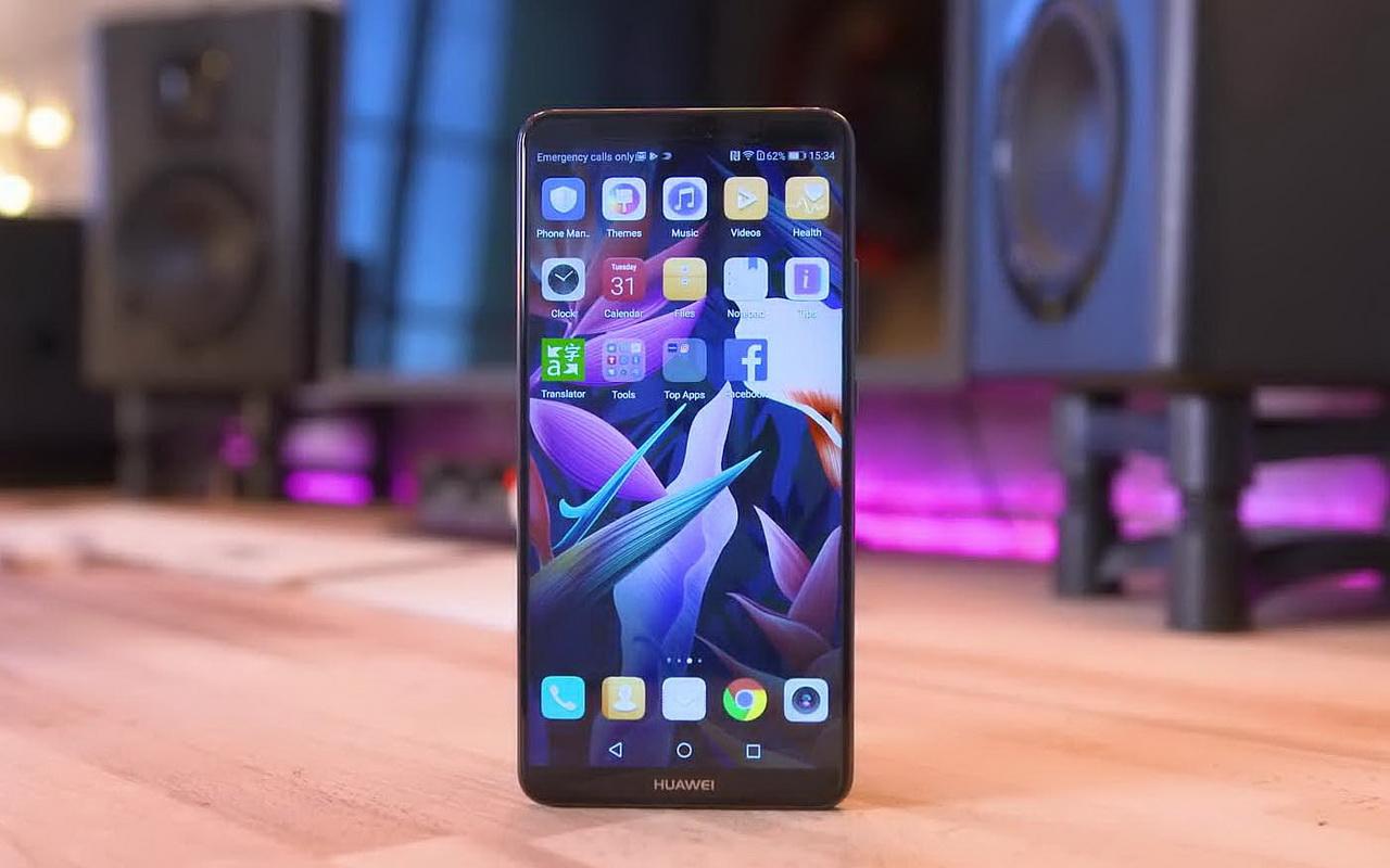 Внешний дизайн Huawei Mate 10 Pro
