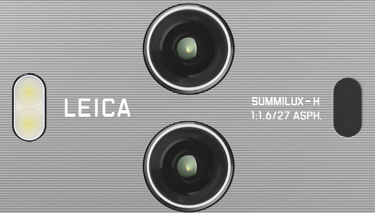 Основная оптика Leica