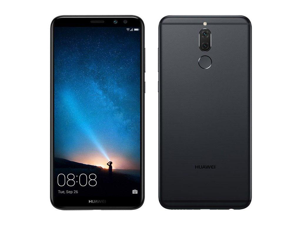 Фото Huawei Nova 2i черный цвет