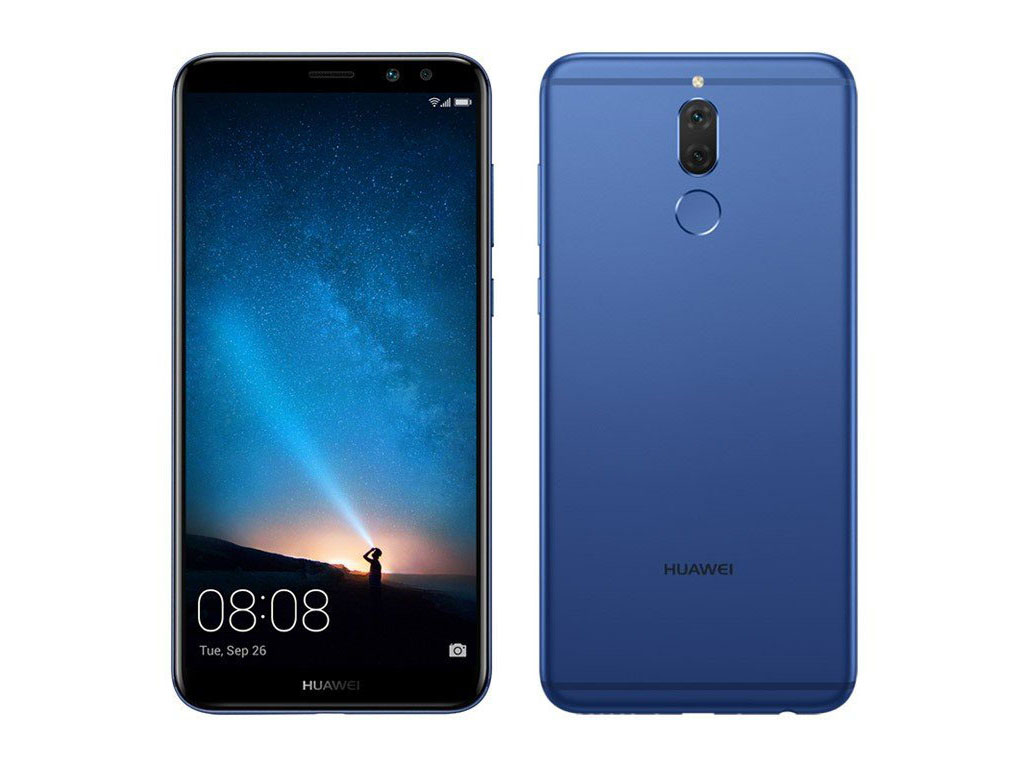 Huawei Nova 2i голубой цвет