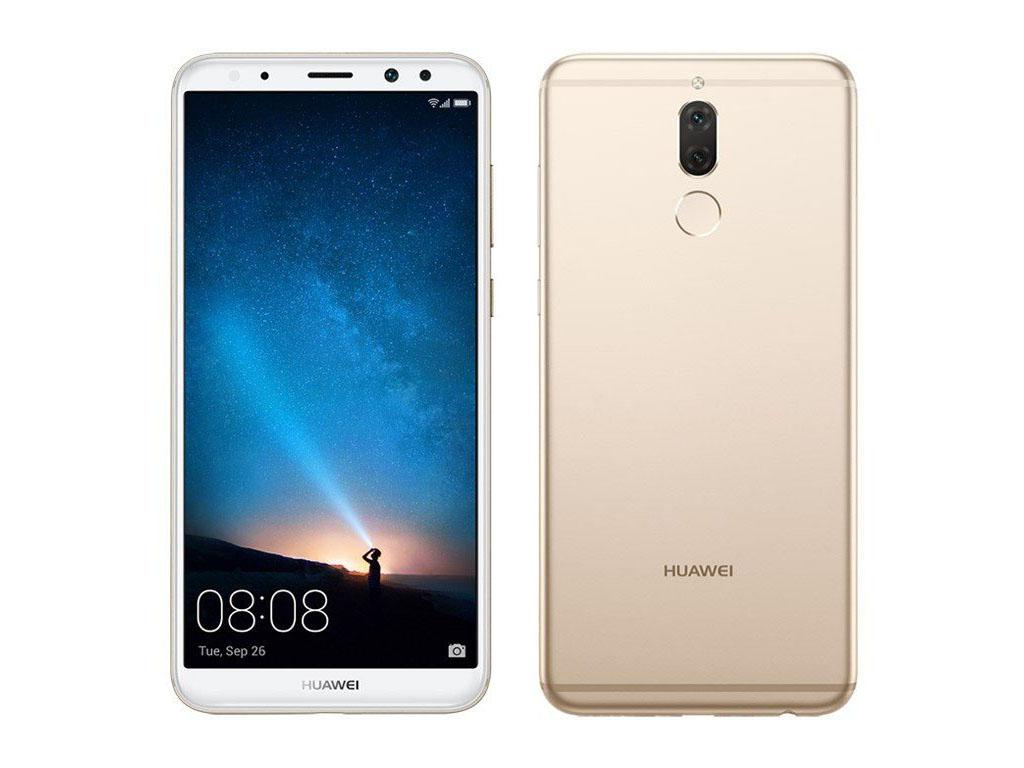 Huawei Nova 2i золотистый цвет