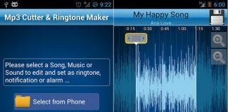 Как обрезать песню на Андроиде – обзор программ для обрезки музыки