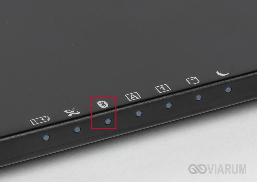 Индикатор состояния Bluetooth