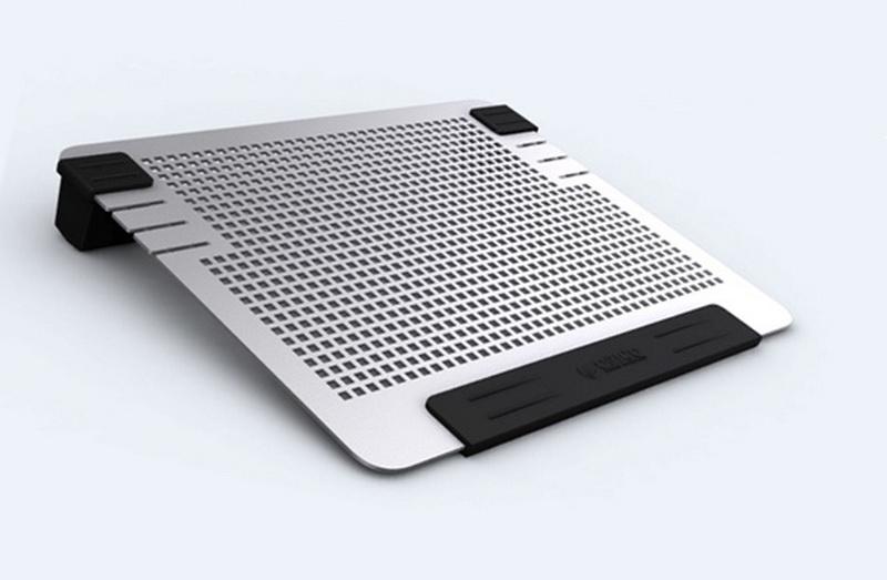 Подставка под ноутбук для улучшения охлаждения