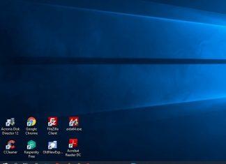 Не закрепляются значки на панели задач Windows 10 - что делать?