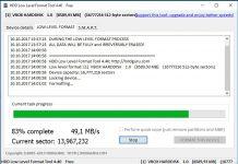 Низкоуровневое форматирование жесткого диска и флешки: какие программы использовать?