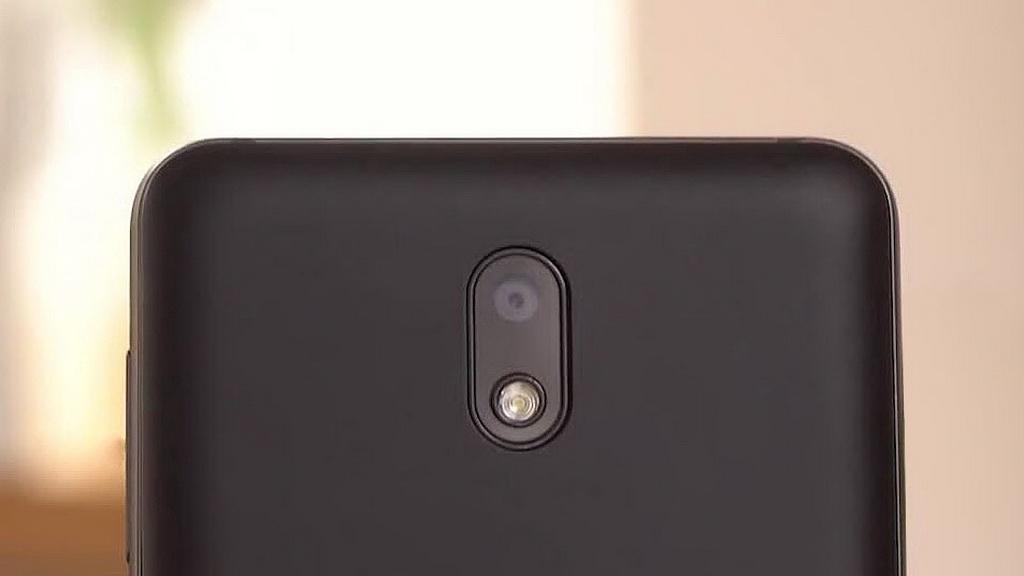 Задняя камера Nokia 2