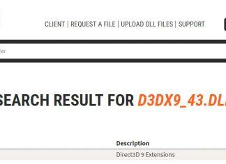 Ошибка d3dx9 43.dll при запуске приложения – как исправить?