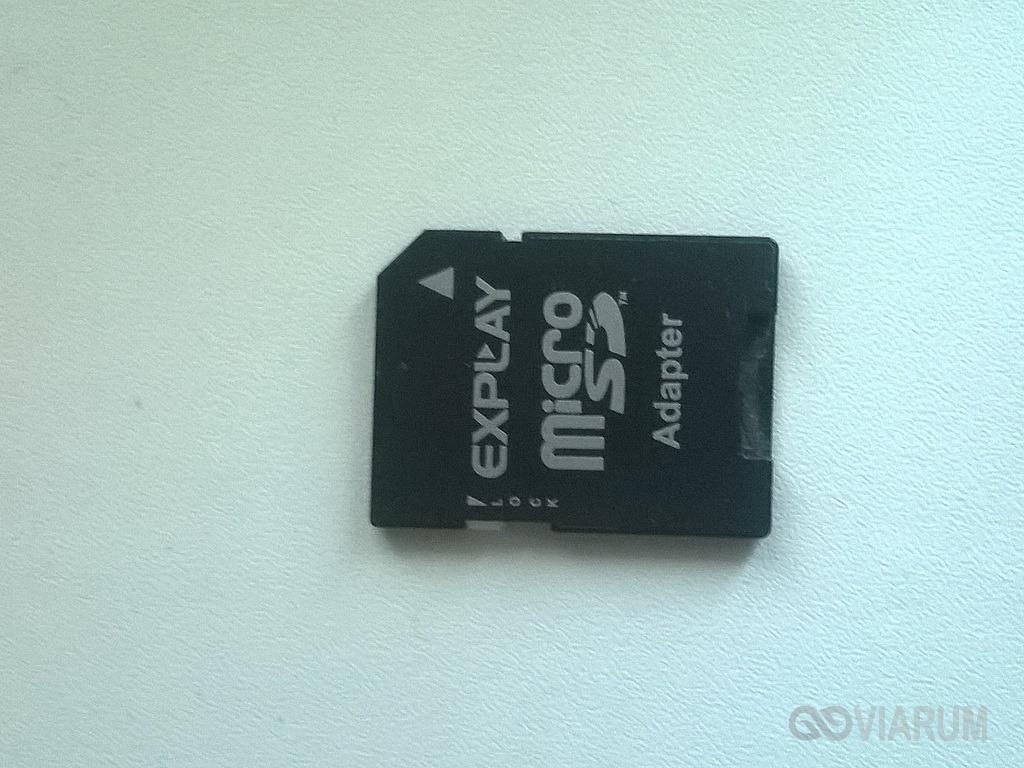 Адаптер для SD-карты
