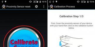 Датчик приближения на телефоне Андроид – включение/отключение и калибровка датчика