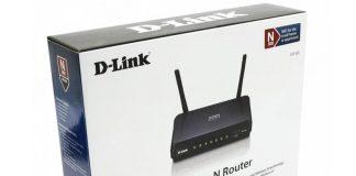 Настройка роутера D-Link DIR-620