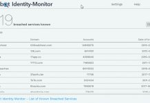 Spybot Identity Monitor – утилита для проверки наличия Email в спамерских базах