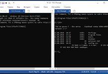 Take Command – оболочка для классической командной строки Windows