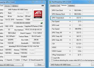 Как посмотреть температуру видеокарты в Windows 7/10 – обзор лучших программ