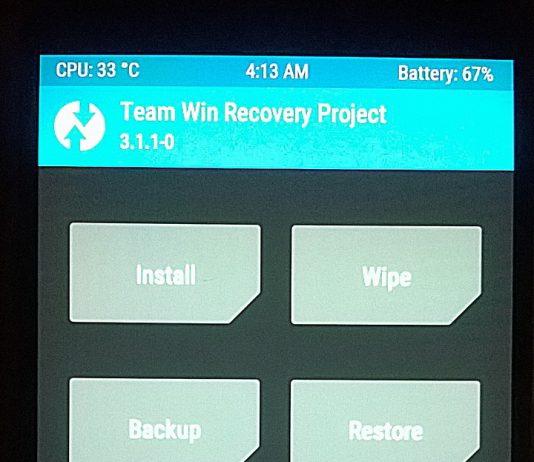Как установить TWRP Recovery на Андроид – пошаговая инструкция