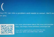 Whea Uncorrectable Error в Windows 10 – как исправить ошибку?