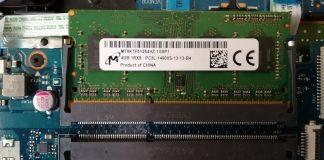 Как добавить оперативной памяти в ноутбук – подбор и установка модулей памяти